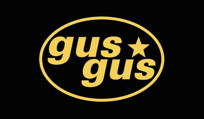 GusGus   koncert (Wrocław 2018)
