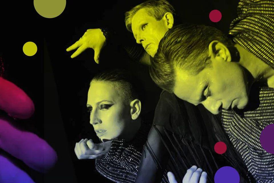 GusGus | koncert (Wrocław 2021)