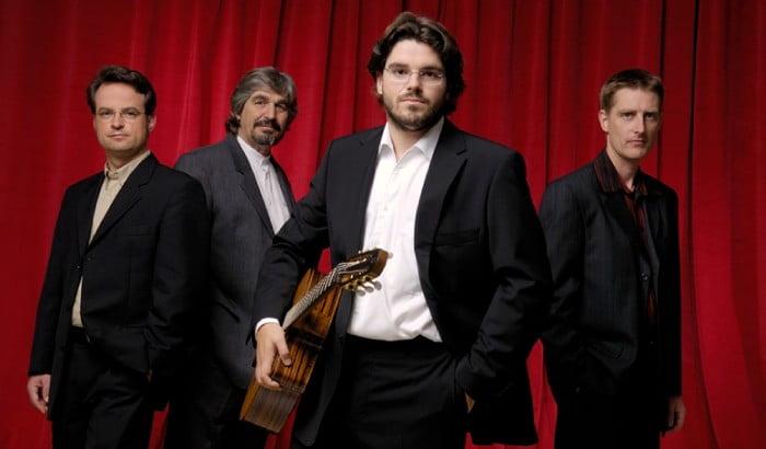Joscho Stephan Quartett feat. Krzysztof Pełech | koncert