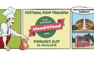 Mood4Food Festiwal Food Tracków | plac pod Iglicą przy Hali Stulecia (Wrocław 2018)