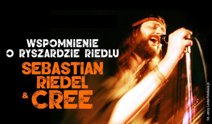 Sebastian Riedel & Cree | koncert Wspomnienie o Ryszardzie Riedlu (Wrocław 2018)