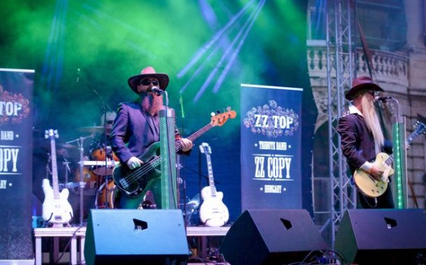 Tribute To ZZ TOP - ZZ Copy | koncert (Wrocław 2018)