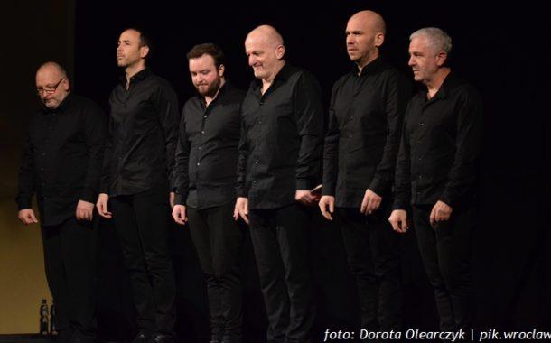 Sześć głosów męskich a cappella