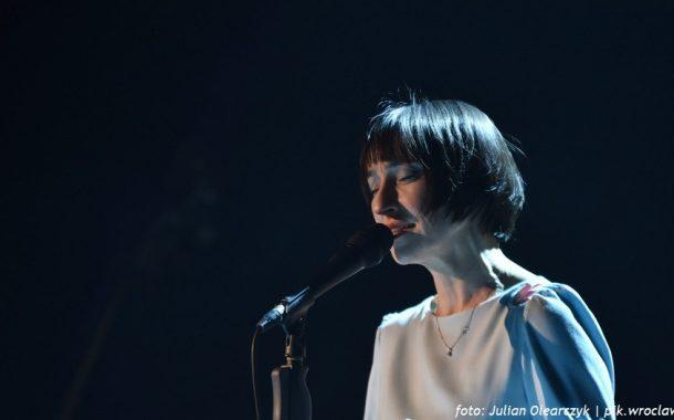 Katarzyna Groniec zmieniła kolor | koncert podczas 39. PPA