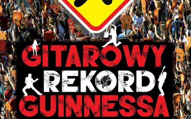 Gitarowy Rekord Guinnessa we Wrocławiu 2019