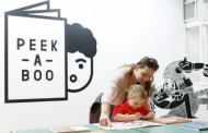 Peekaboo – polska ilustracja dla dzieci | wystawa