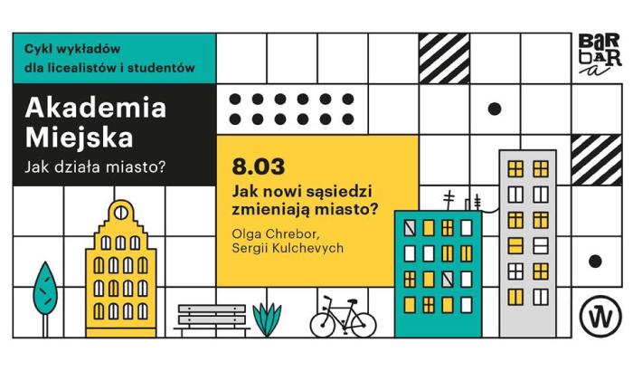 Akademia Miejska: Jak nowi sąsiedzi zmieniają miasto?