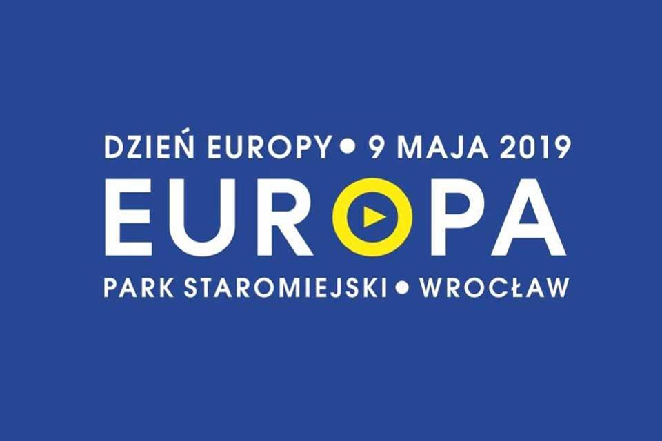Dzień Europy we Wrocławiu 2019