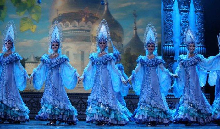 Kostroma - Russian National Ballet (Wrocław 2018)