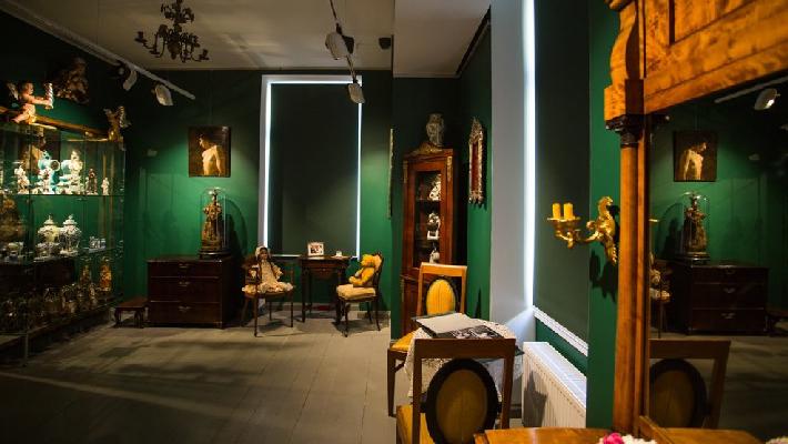 Noc Muzeów 2018 - Muzeum Teatru im. Henryka Tomaszewskiego