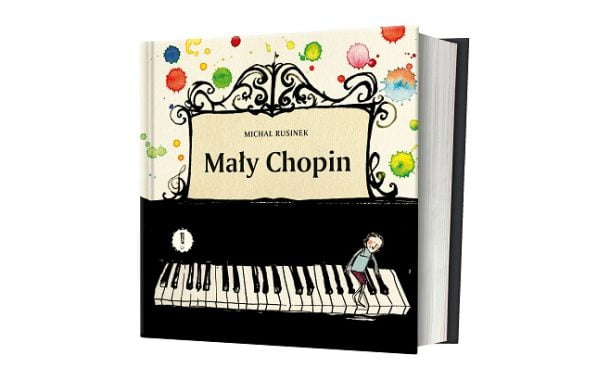 """Mały Chopin"" Michała Rusinka"