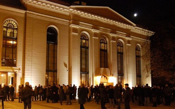 Szawuot i Noc Muzeów 2018 w Synagodze pod Białym Bocianem