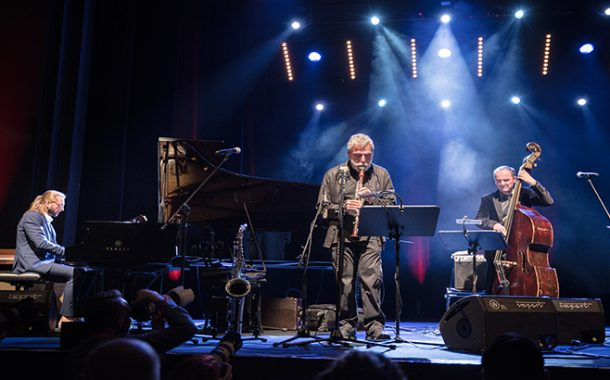 Eddie Daniels, Leszek Możdżer, Darek Oleszkiewicz | 54 Jazz nad Odrą
