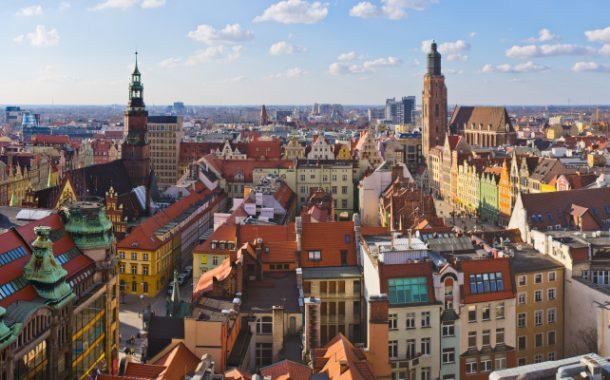Punkt Widokowy - Mostek Pokutnic przy Katedrze św. Marii Magdaleny we Wrocławiu