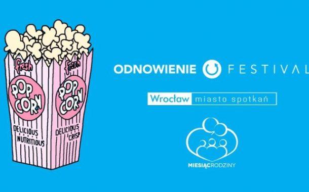 Kino plenerowe, smaczne i zdrowe | Odnowienie Festival