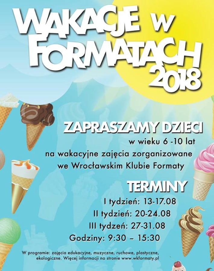 Wakacje we Wrocławiu