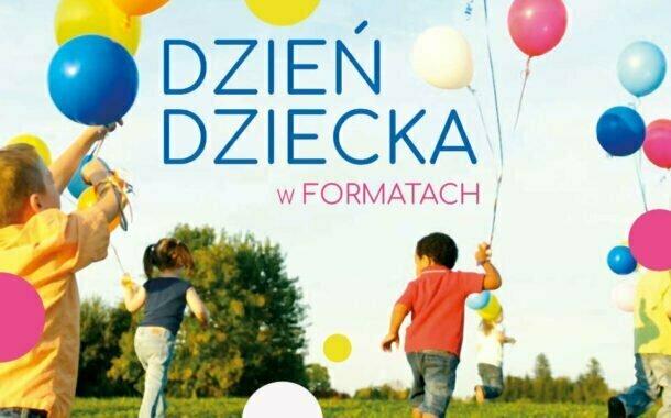 Dzień Dziecka we Wrocławskim Klubie Formaty