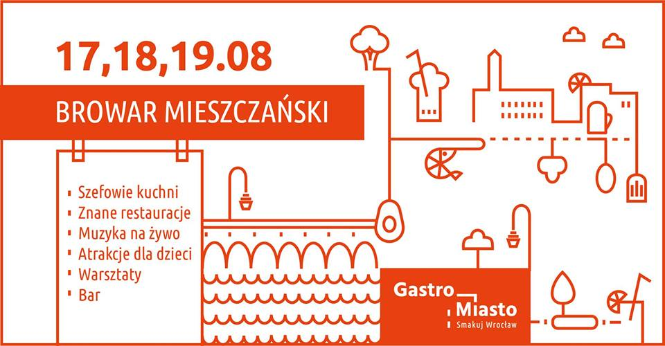 Gastro Miasto - piąty weekend - program