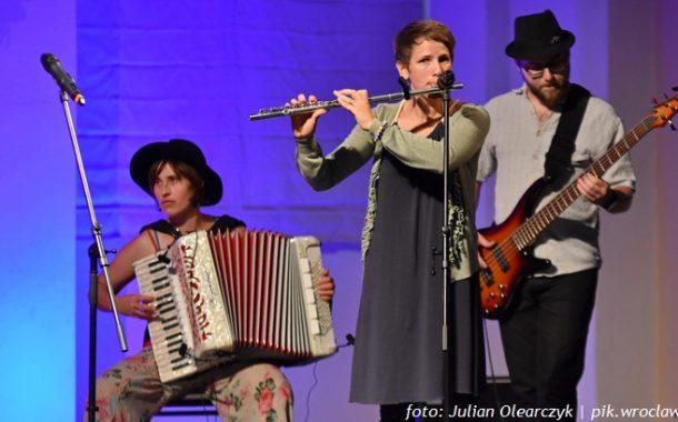 Klezmerskie piosenki w czeskim wykonaniu na 20. Festiwalu Kultury Żydowskiej