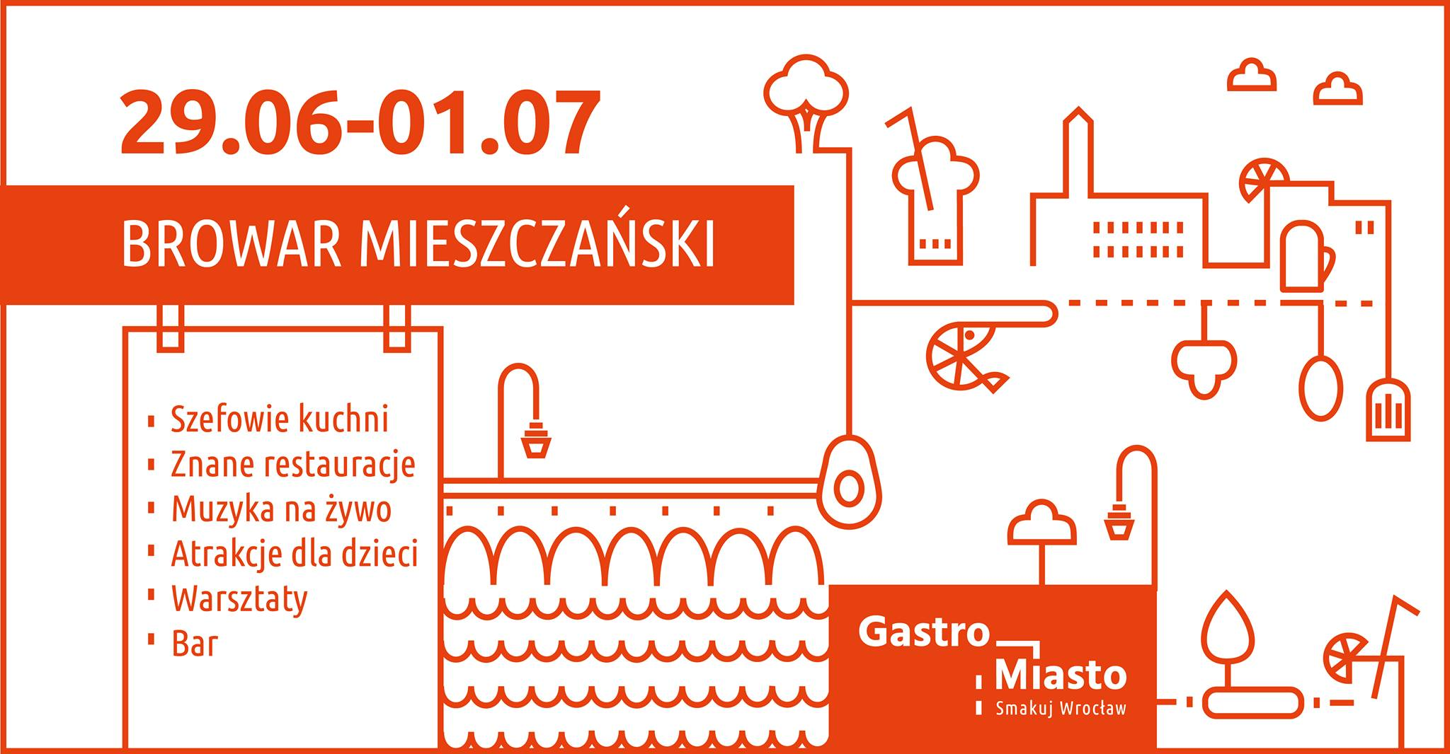 Gastro Miasto - wielki start