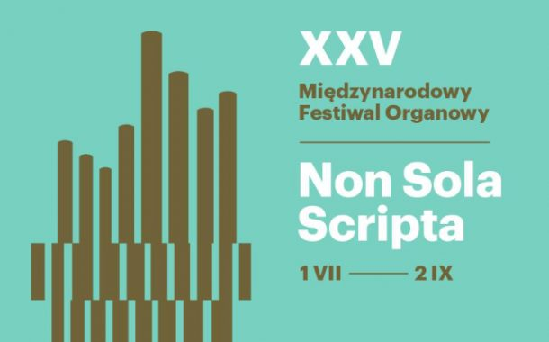 XXV Non Sola Scripta (2018)