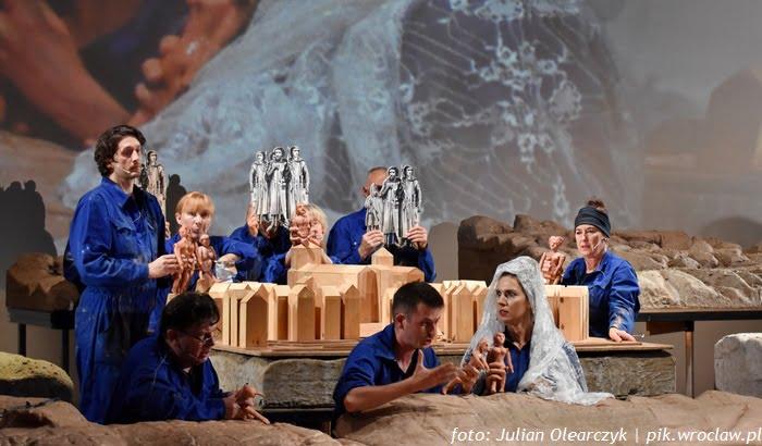 Gorąca niedziela w WTL – u | 5. Przegląd Nowego Teatru dla Dzieci trwa