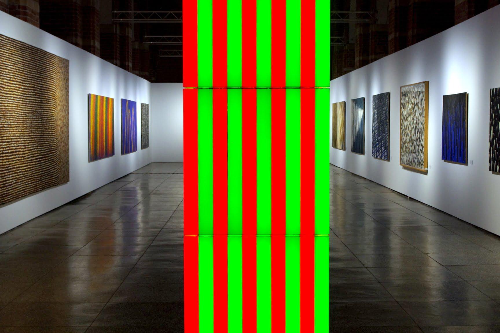 Zapaskowani | Wakacje ze sztuką Leona Tarasewicza