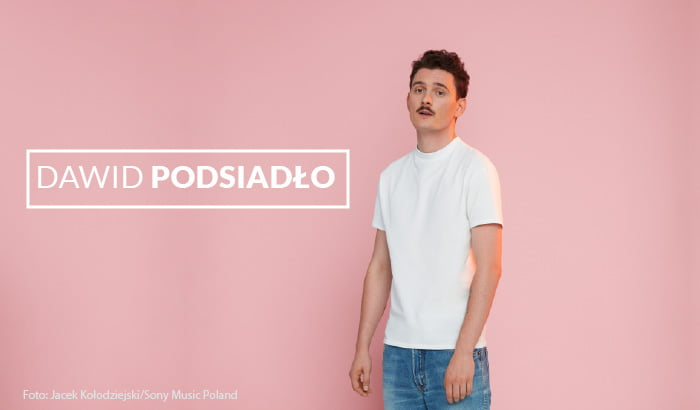 Dawid Podsiadło – Małomiasteczkowa Trasa | koncert dodatkowy (Wrocław 2018) - Sold out