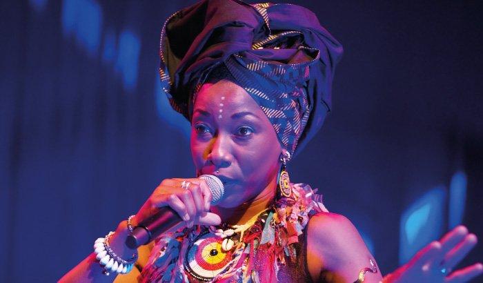 Żywiołowa Fatoumata Diawara na zakończenie Święta Ulicy Włodkowica