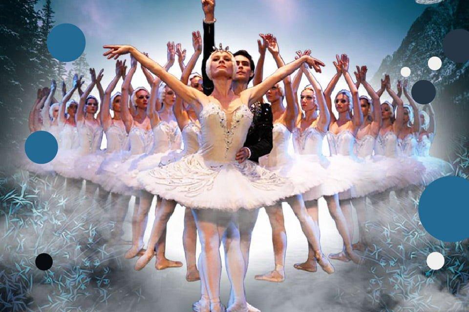 Jezioro Łabędzie - Rosyjski Klasyczny Balet Moskwy   (Wrocław 2021)
