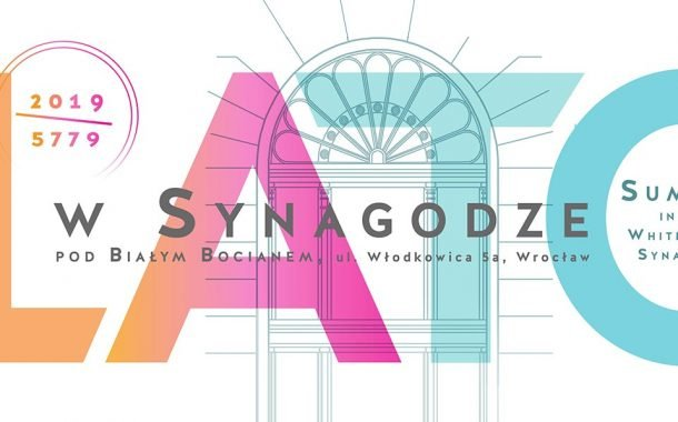 Lato w Synagodze Pod Białym Bocianem 2019