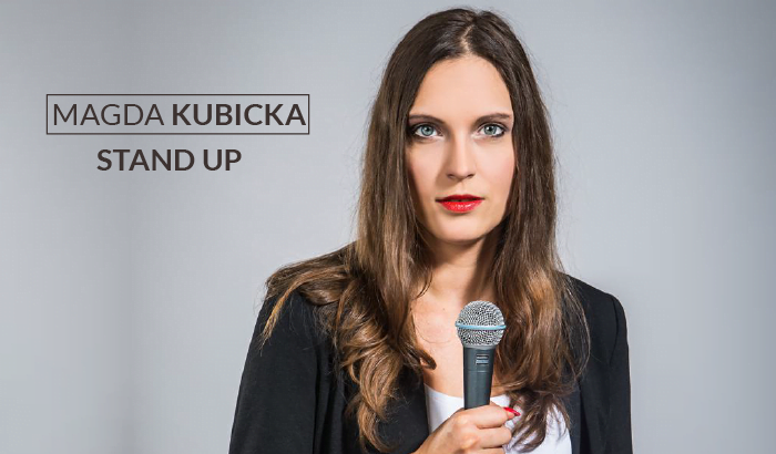Stand-up Wrocław: Magda Kubicka