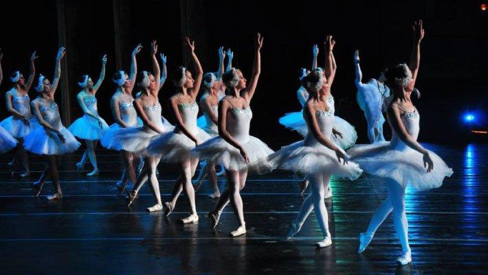 Balet Jezioro Łabędzie - Royal Russian Ballet | (Wrocław 2018)