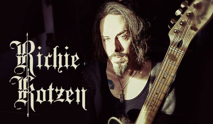 Richie Kotzen | koncert w Oratorium Św. Kingi w Bochni