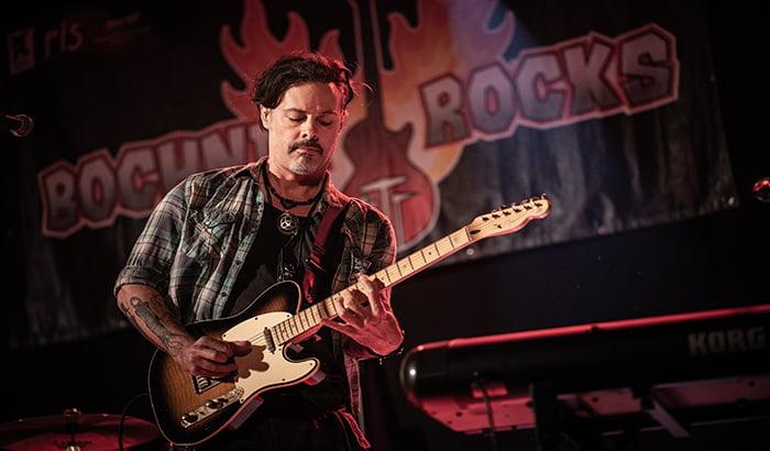 Richie Kotzen | koncert na Bochnia Rocks