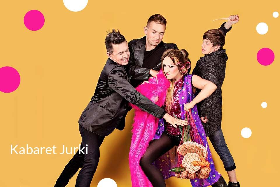 Kabaret Jurki – Last minute (Wrocław 2019)