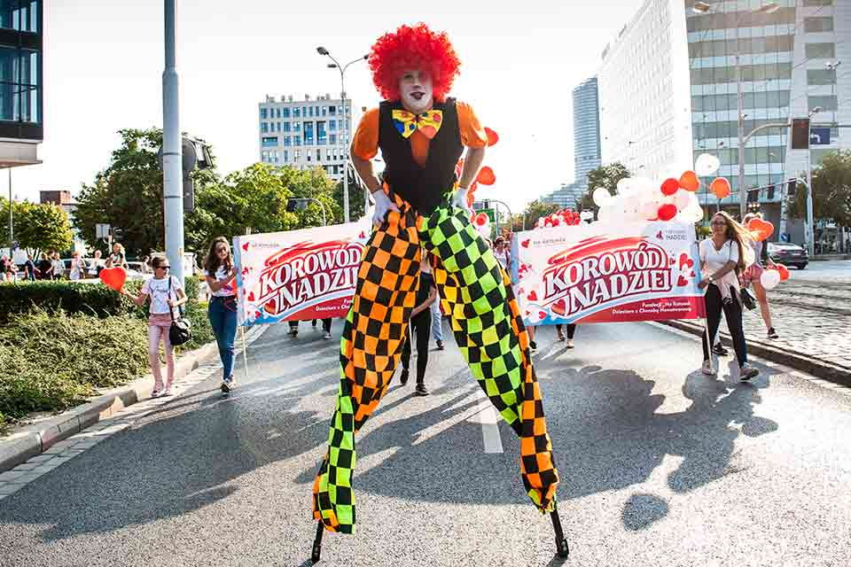 Korowód Nadziei | parada i koncerty na rynku