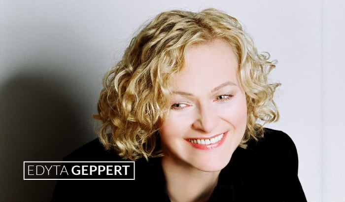Edyta Geppert | recital - sold out