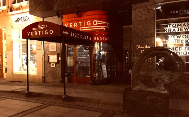 Vertigo Jazz Club & Restaurant