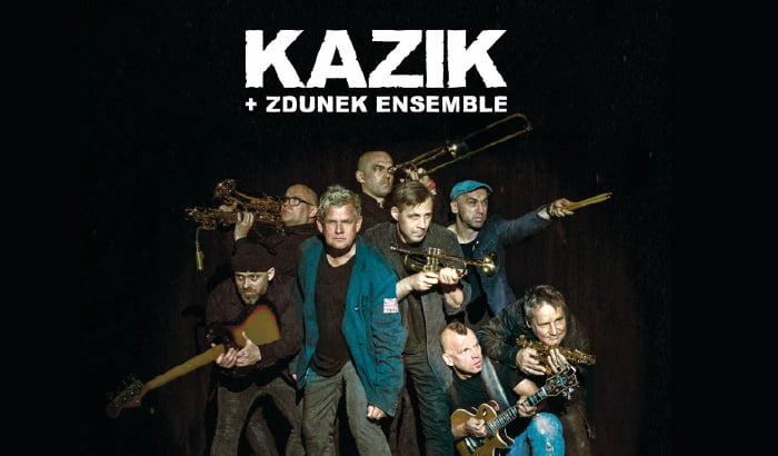 Kazik + Zdunek Ensemble | koncert (Wrocław 2019)