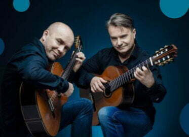 Krzysztof Pełech & Robert Horna - duet gitar klasycznych | koncert