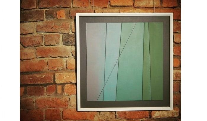 Andrzej Gieraga – mistrz chromatycznej geometrii