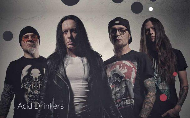 Acid Drinkers | koncert (Wrocław 2018)