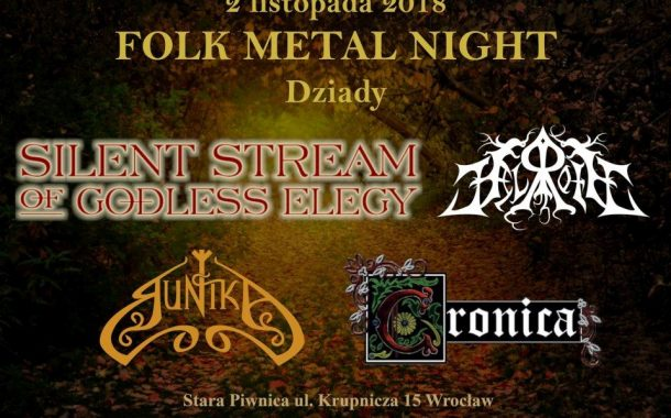 Folk Metal Night - Dziady | koncert