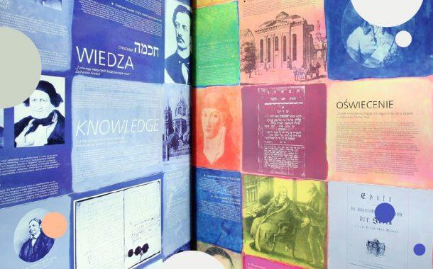 Historia odzyskana. Życie Żydów we Wrocławiu i na Dolnym Śląsku | wystawa stała