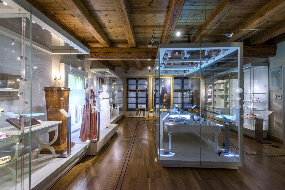 Muzeum Pana Tadeusza - Sala Dom