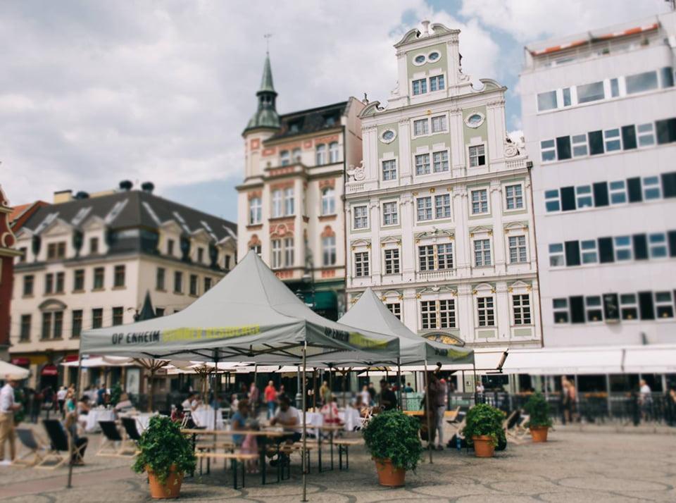 Mirosław Bałka w OP ENHEIM – otwarcie nowej instytucji kultury we Wrocławiu