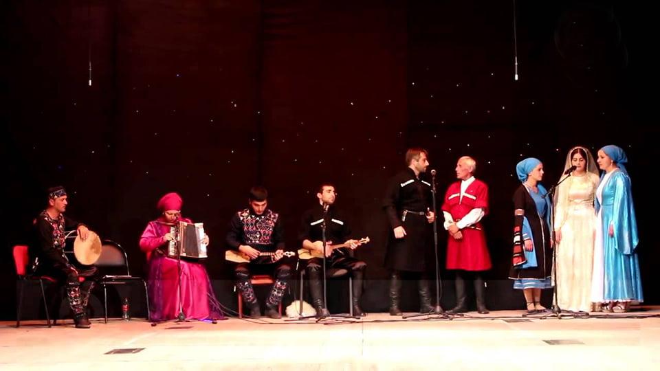 Pankisi Ensamble | koncert