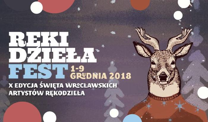 Ręki Dzieła Fest 2018 - 10 edycja