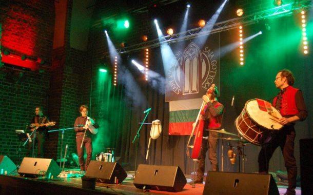 Sarakina Balkan Band & Peyo Peev (BG) - Ethno Jazz Festival | koncert